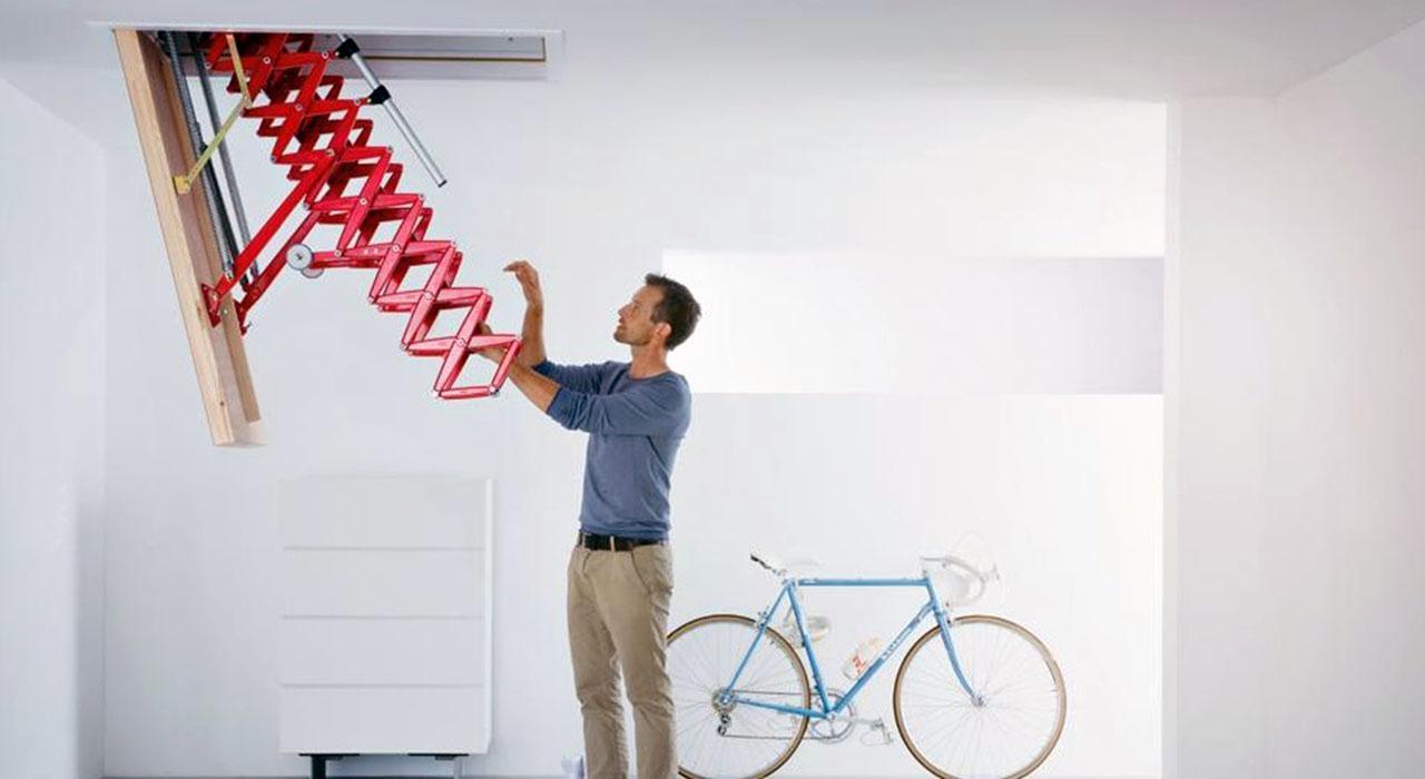 Лестница Roto 2 Одесса
