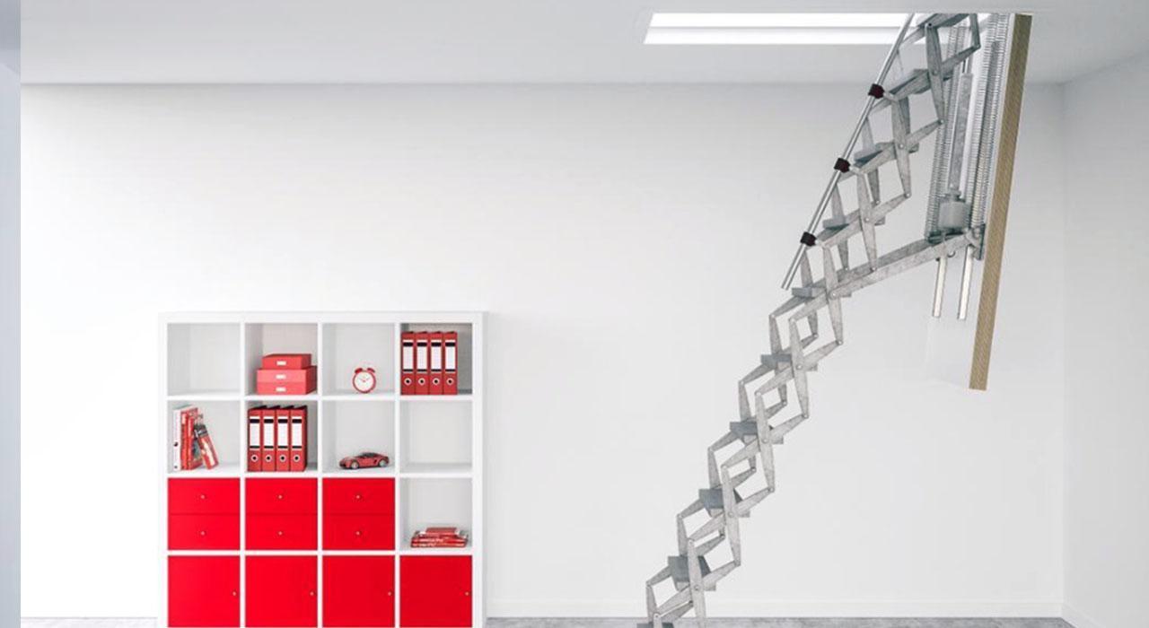 Лестница Roto 3 Одесса fin