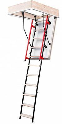 Чердачная лестница Oman POLAR PLUS (280 СМ) Одесса