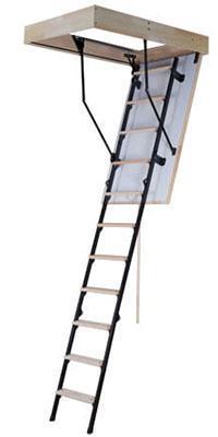 Чердачные лестницы STALLUX TERMO (280 СМ) Одесса