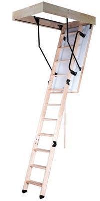 Чердачные лестницы TERMO S/PS (280 СМ) Одесса