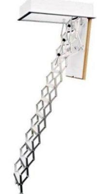 Лестница Roto Mini Одесса fin